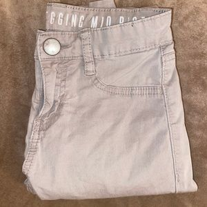 Jeggings mid rise jeans